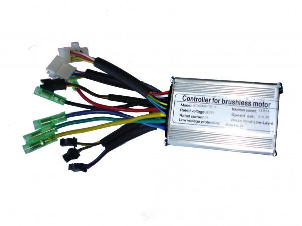 Kunteng Square Controller 36V 250W - für YTW06 Micro Motor