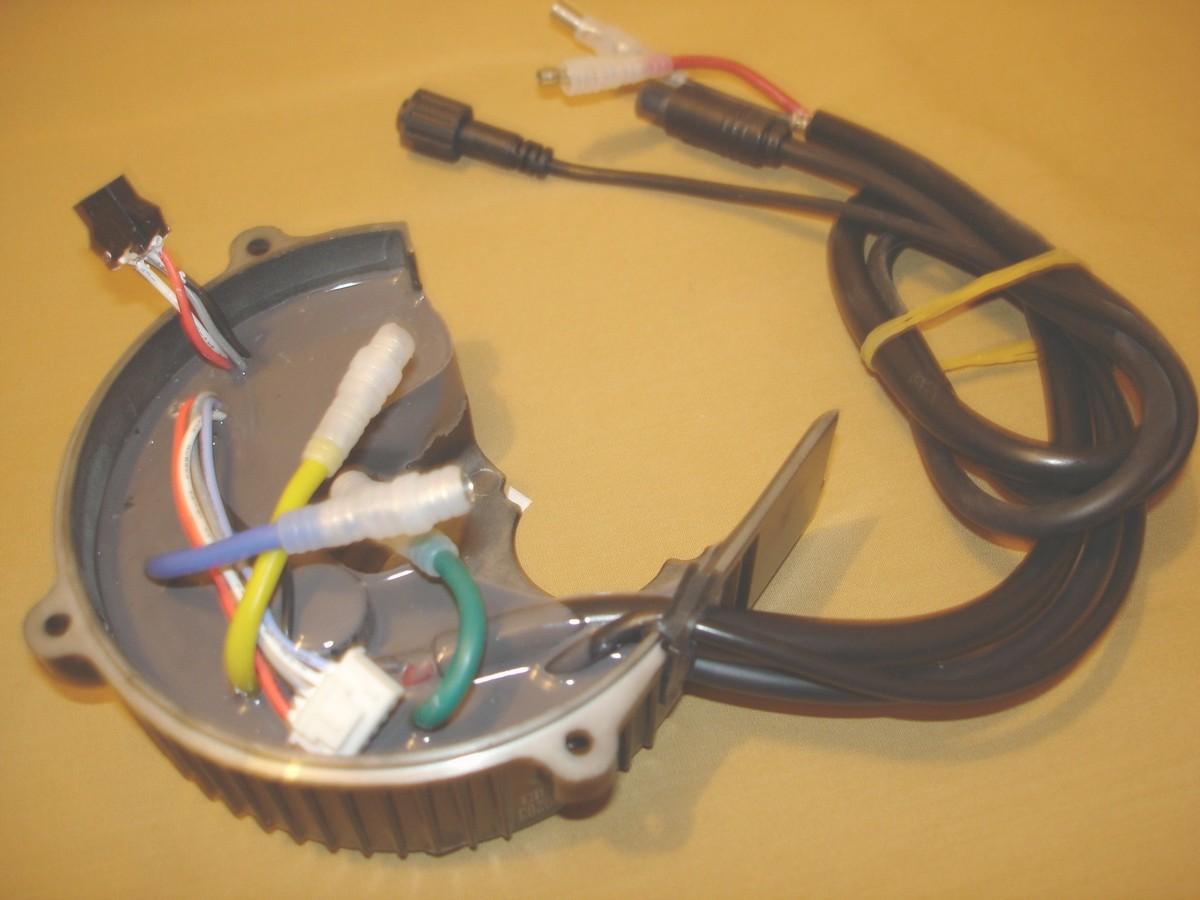 Controller BBS-02 36V/500W-25A