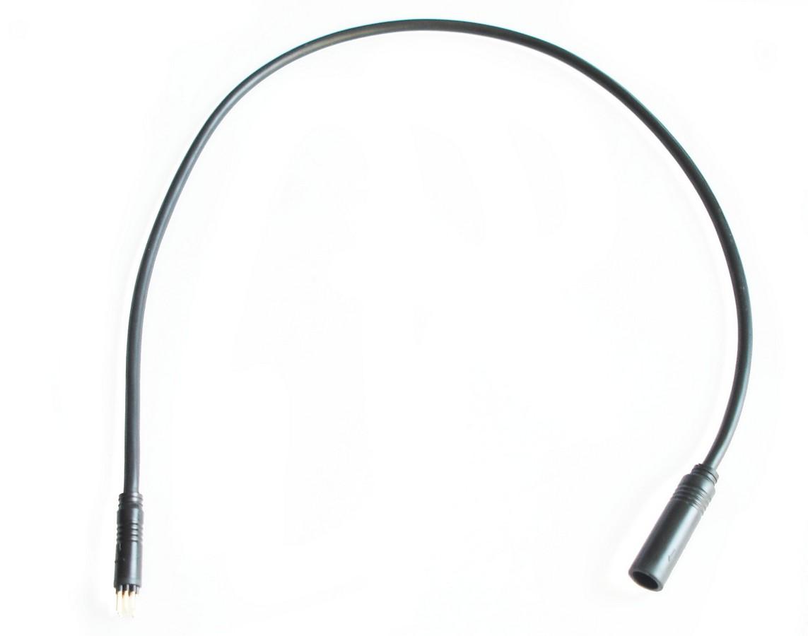 Motorkabel-Verlaengerung 9-polig