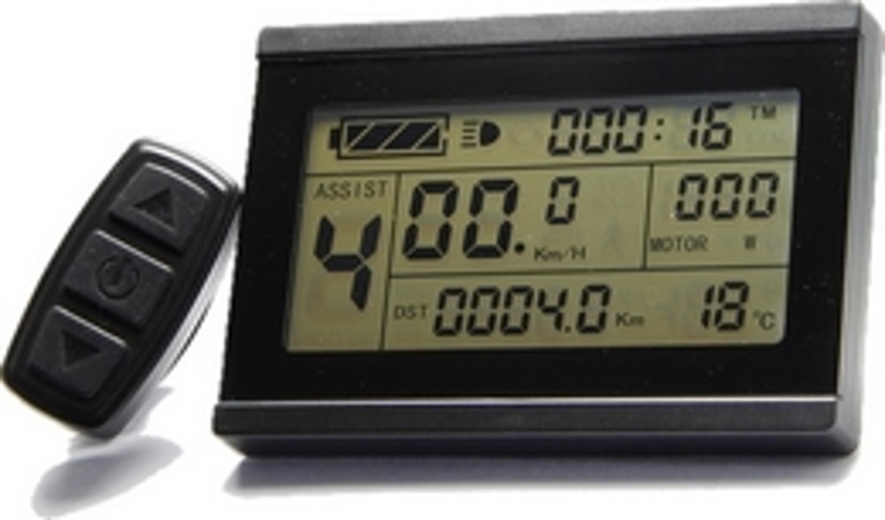 KT-LCD3-Display 24/36V/48V