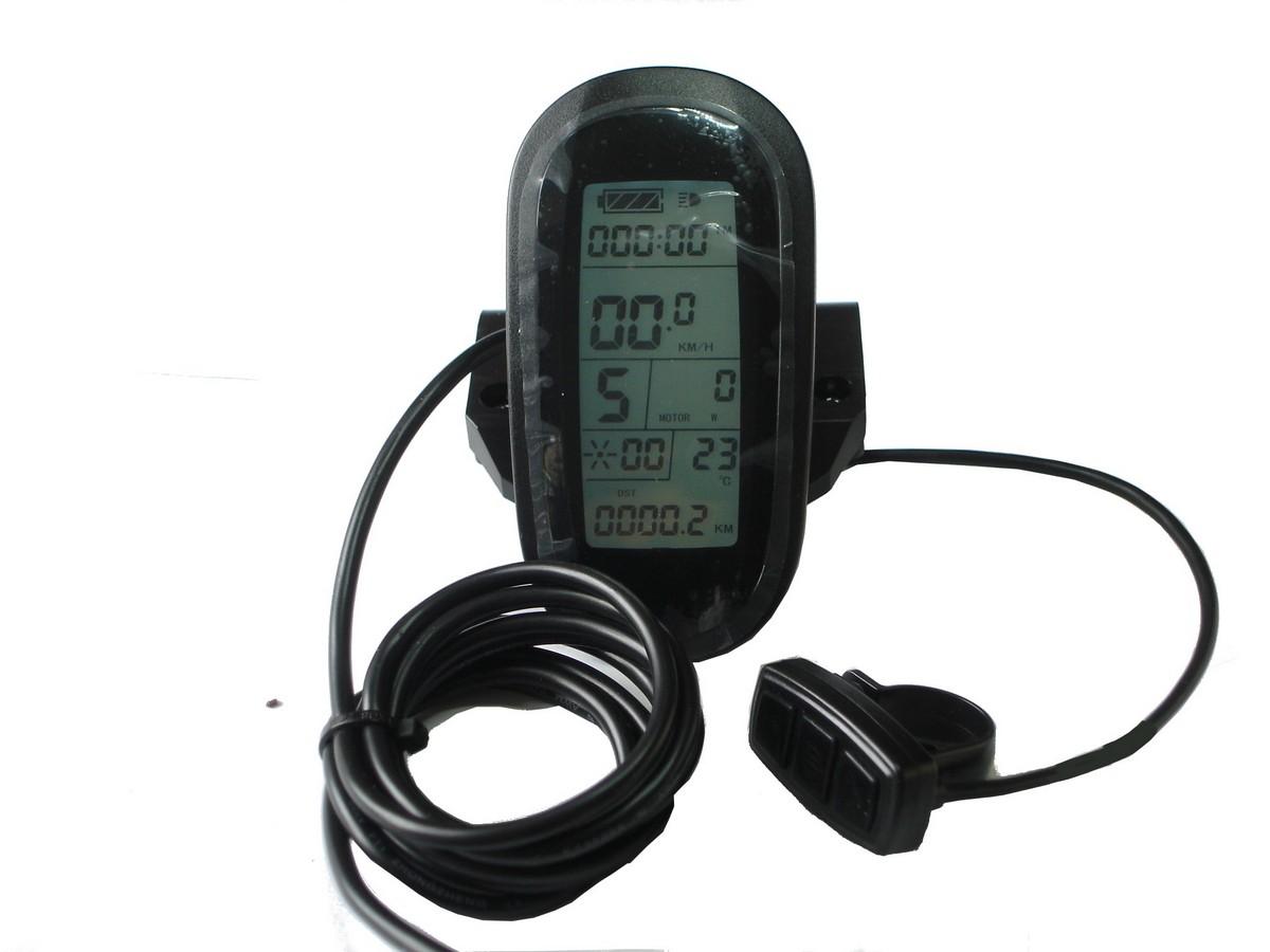 KT-LCD6 Display 24/36/48 V