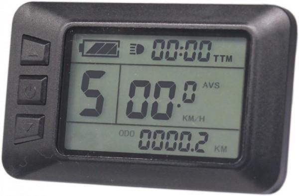 KT-LCD7-Display 24/36/48V