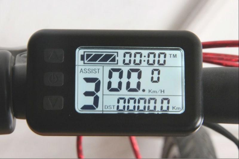 KT-LCD1-Display 24/36V